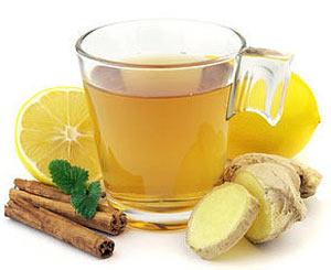имбирный чай - как пить