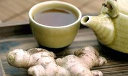 Правильно заваривать имбирный чай
