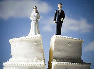 развод в России
