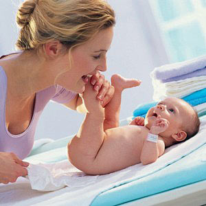 аллергия у ребенка на попе - причины