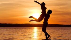 Когда вы влюблены и только начали встречаться