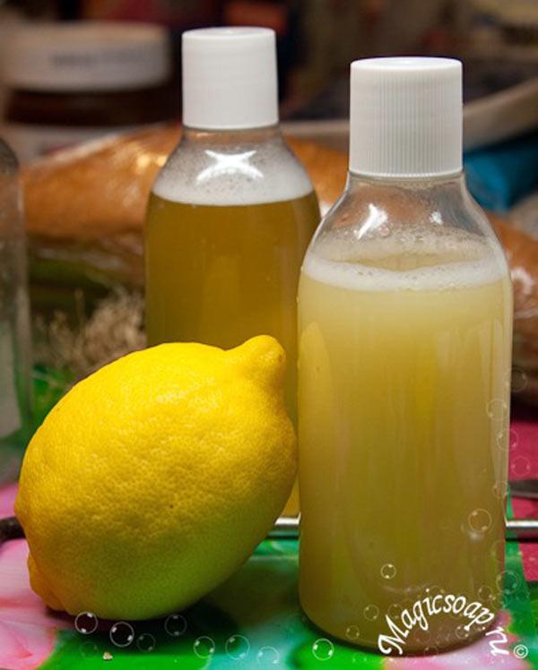 Шампунь из натуральных ингредиентов своими руками