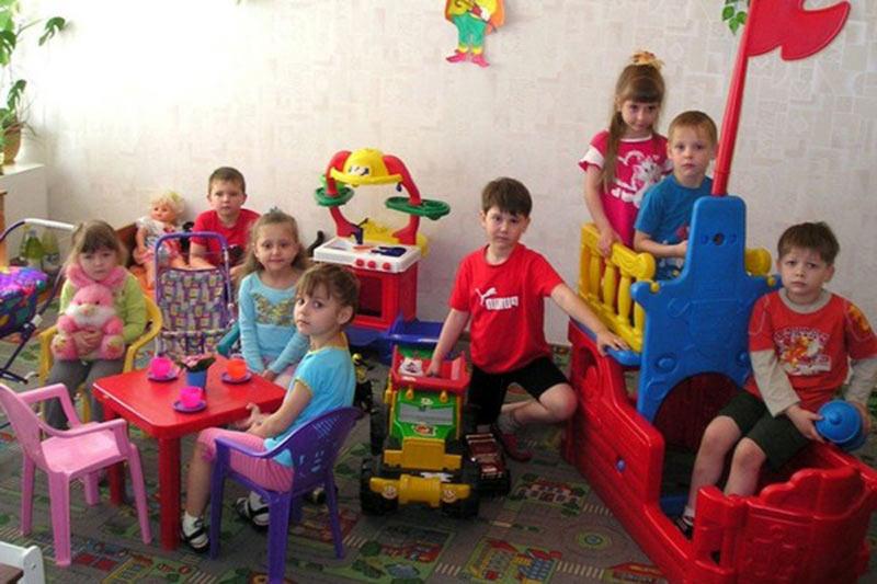 приучить малыша к детскому саду