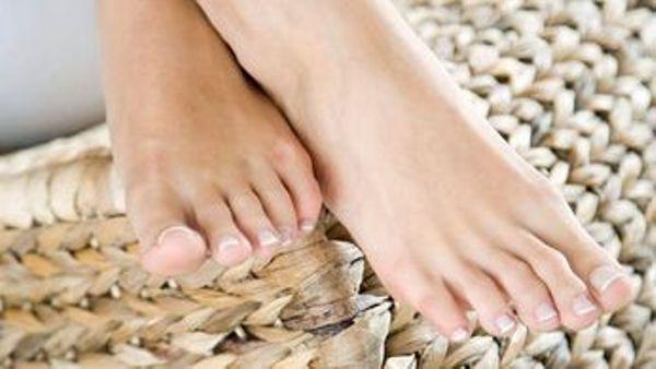 Лечение грибка между пальцев ног