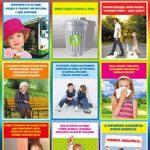 Правила поведения в общественных местах для детей