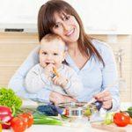 Что можно кушать в первые дни после родов кормящей маме