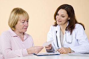 Приливы при климаксе - препараты, лечение
