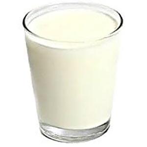 Маска с кефиром или кислым молоком